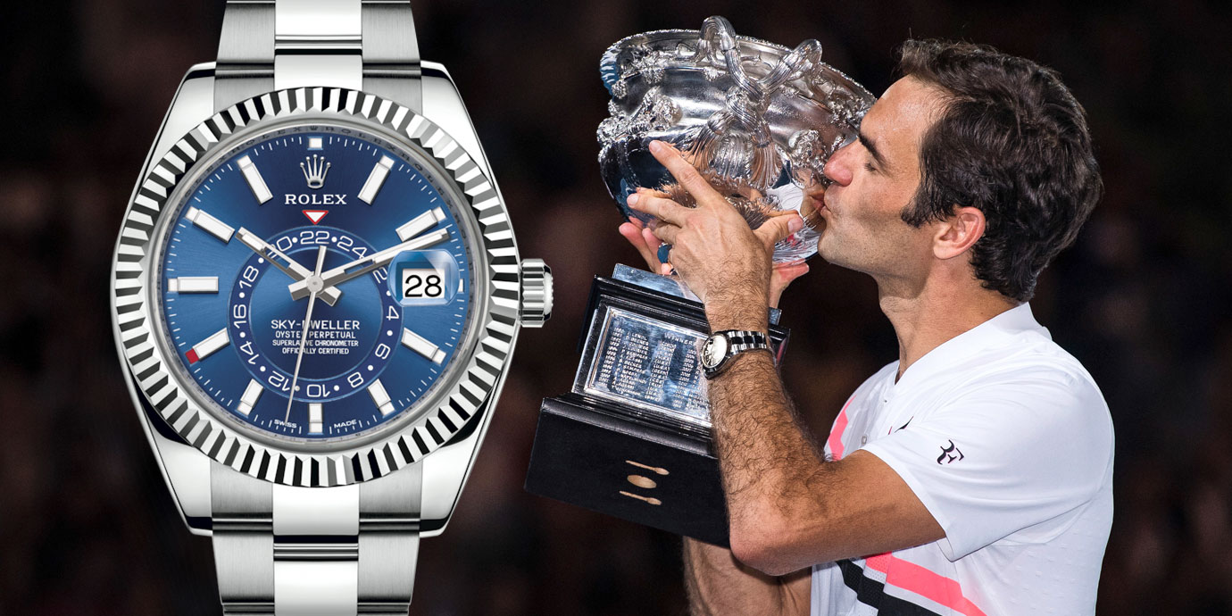 共創四十年光榮時刻:Rolex與澳洲網球公開賽