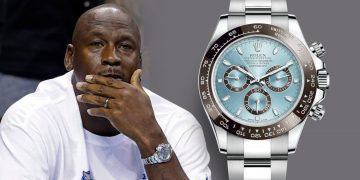 籃球之神的腕上焦點:Michael Jordan與他的腕錶