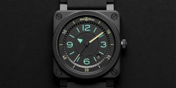 【Pre-BASEL 2019】以機艙儀表為靈感而生:Bell & Ross BR 03-92 Bi-Compass腕錶