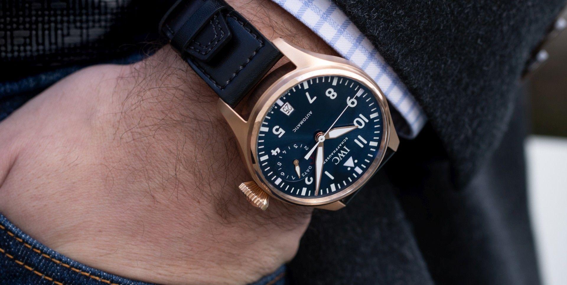 IWC萬國錶與布萊德利.庫柏共襄盛舉奧斯卡慈善活動,拍賣全球限量一枚的大型飛行員特別版腕錶