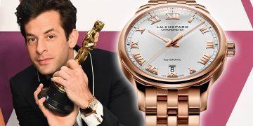 好運護身符:多位奧斯卡得獎者佩戴Chopard珠寶與腕錶