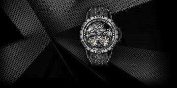 酷寒揭幕,熾熱出擊:Roger Dubuis羅杰杜彼Excalibur Pirelli Ice Zero 2腕錶