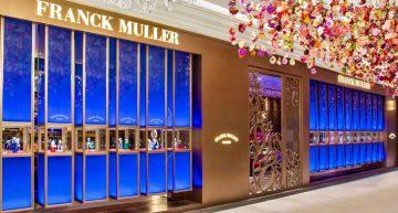 全台獨家:FRANCK MULLER微風南山專賣店隆重開幕, Flower系列腕錶美麗現身