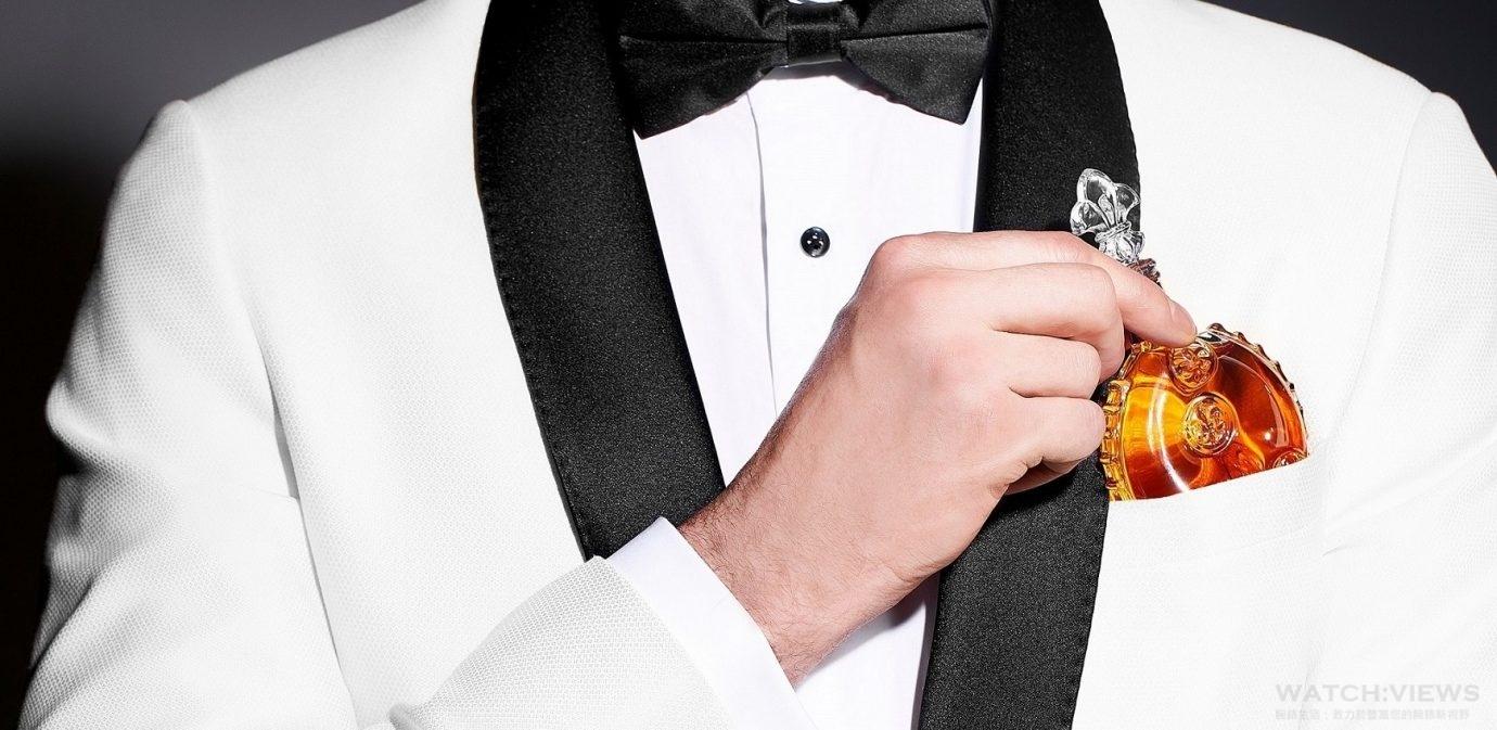 路易十三經典迷你瓶,打造西洋情人節驚喜小浪漫