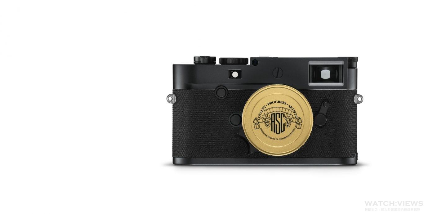 為電影攝影師而生:徠卡M10-P「美國電影攝影師協會一百周年特別紀念版」