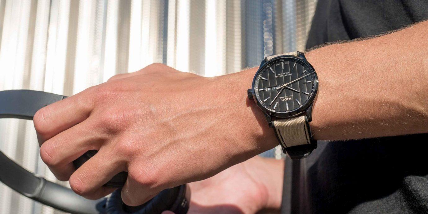 絕對精準:MIDO Multifort Chronometer1先鋒系列天文台認證矽游絲腕錶