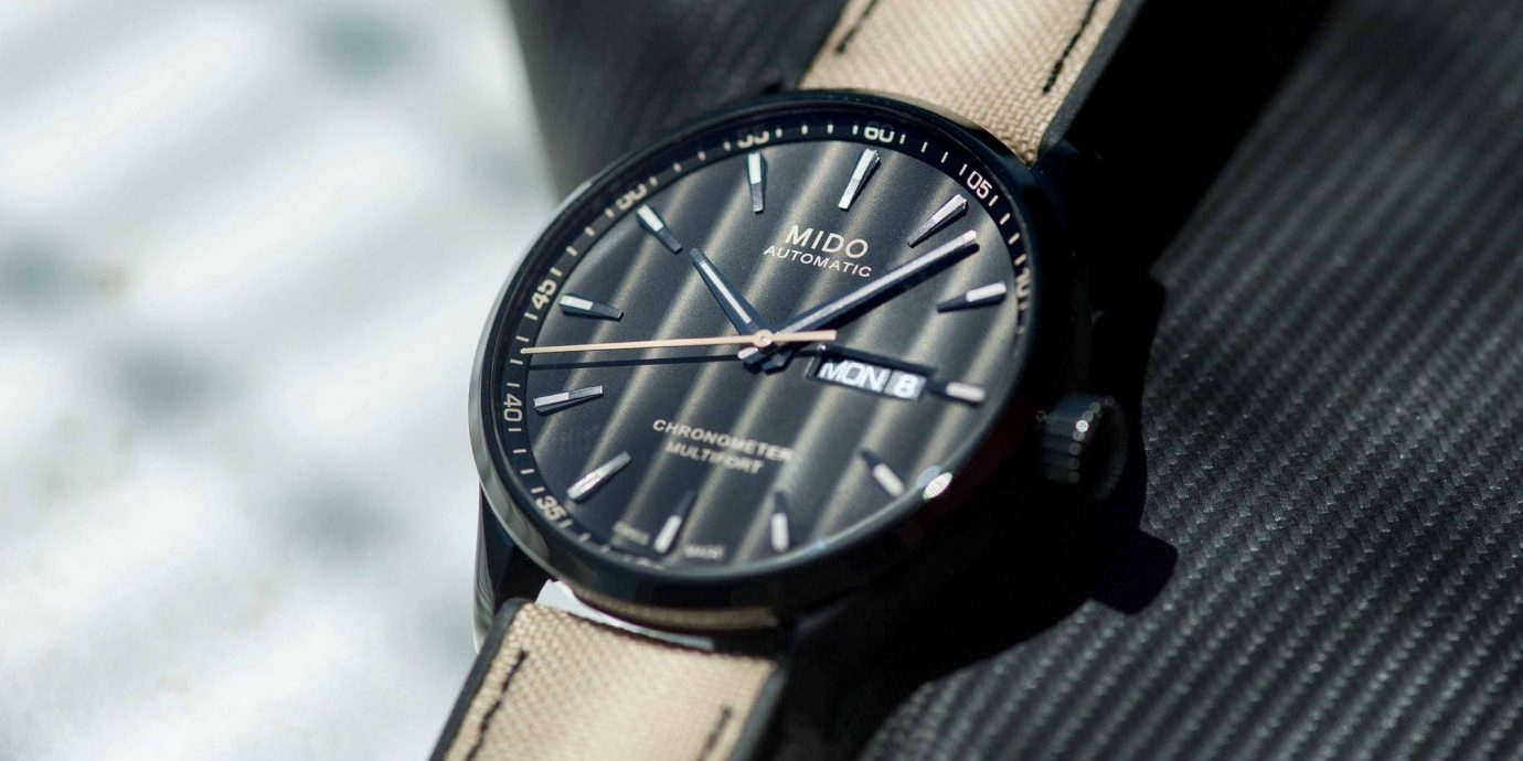 物超所值的先鋒:MIDO Multifort Chronometer 1天文台認證矽游絲腕錶