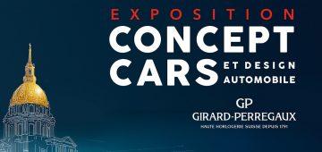 GP 芝柏表成為法國第 34 屆國際名車節合作夥伴