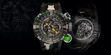 野地菁英:RICHARD MILLE RM 25-01 Tourbillon Adventure Sylvester Stallone