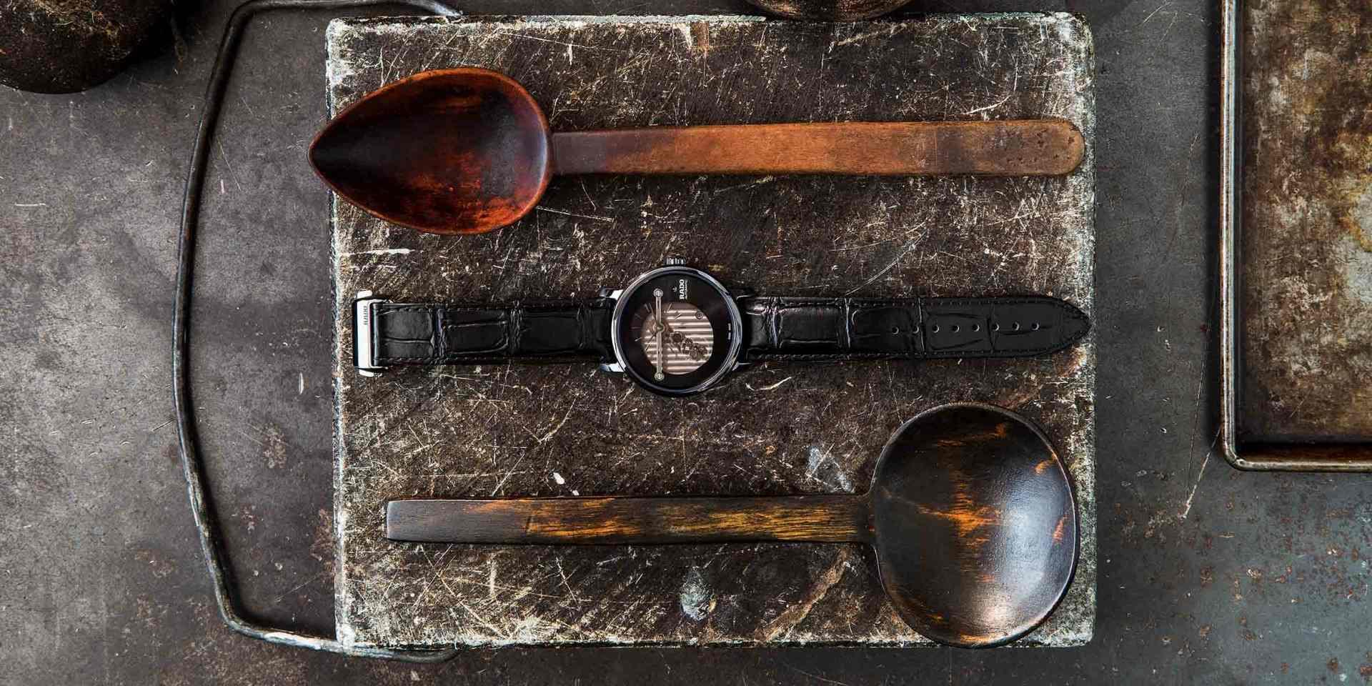 透視的偏心宣言:雷達表DiaMaster鑽霸系列偏心顯示腕錶