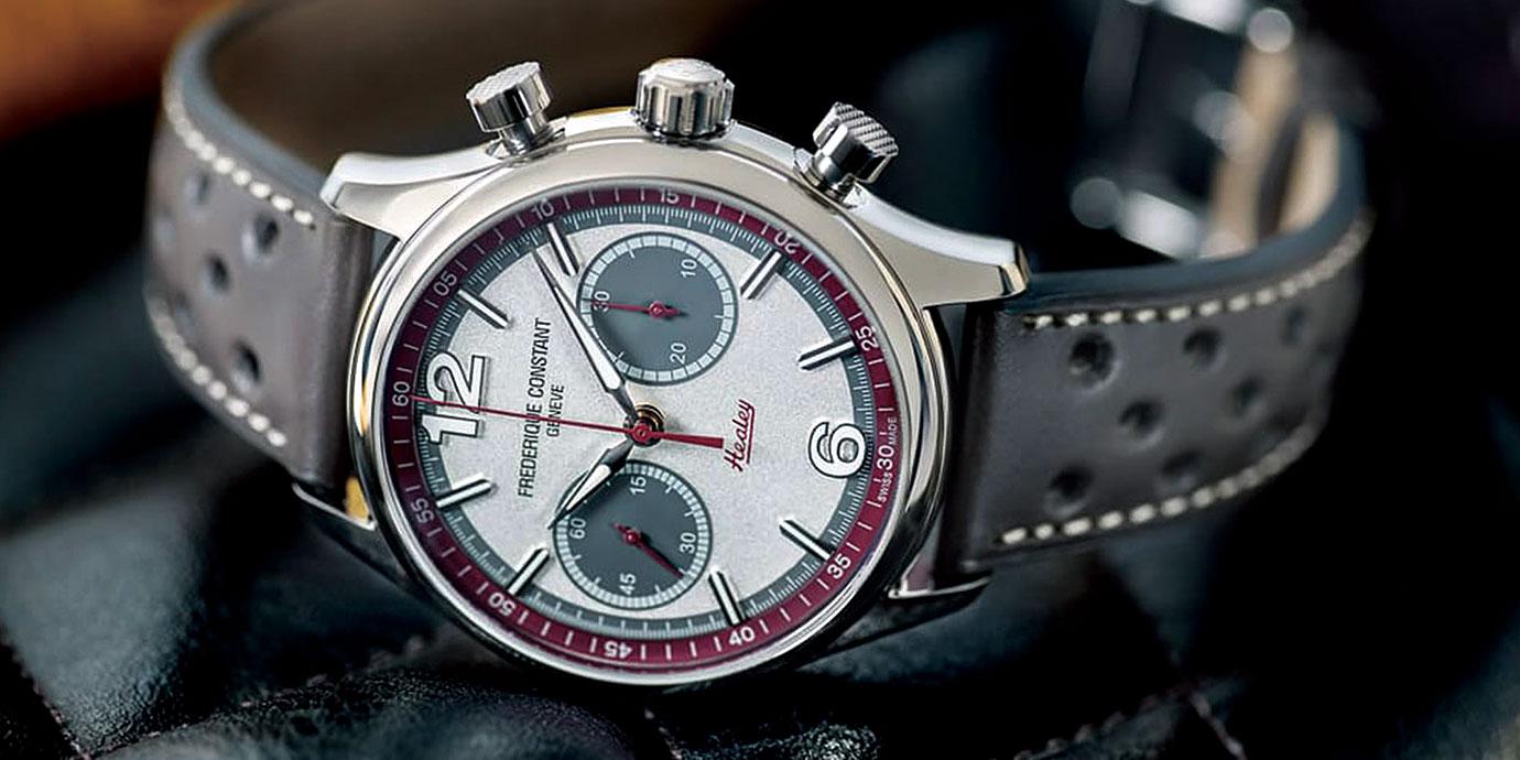 駕馭不同風格,10萬有找入門錶款大蒐羅:計時款