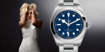 實踐 #Borntodare精神:Tudor全球代言人Lady Gaga的天生敢為