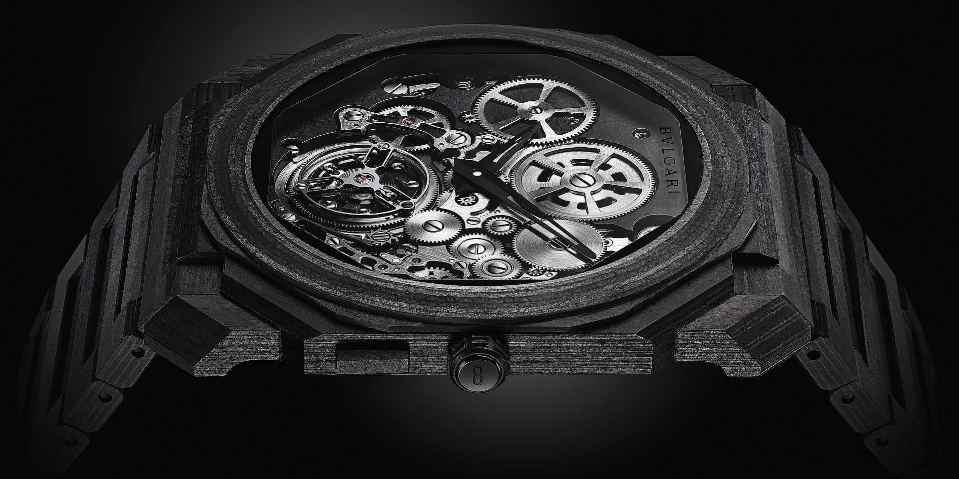 【2019 Pre-BASEL報導】BVLGARI引領瑞士製錶工藝與義大利文藝復興,進一步重新構思珠寶腕錶和高級複雜功能腕錶