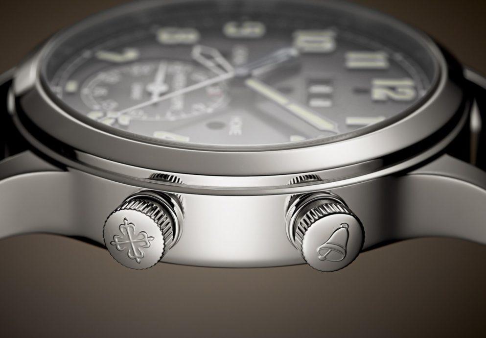 【2019 巴塞爾錶展報導】匹配旅人的時計典範:百達翡麗5520P-001兩地時間響鬧腕錶