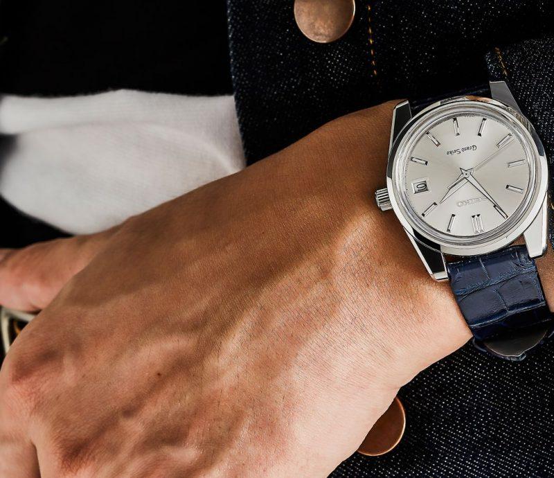 【實戴經驗談】石英機芯哪裡差了?Grand Seiko 57GS復刻腕錶