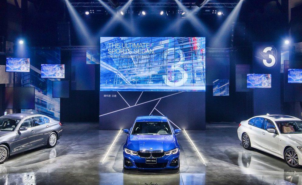 控制欲無須壓抑:全新世代BMW 3系列重新定義駕馭樂趣