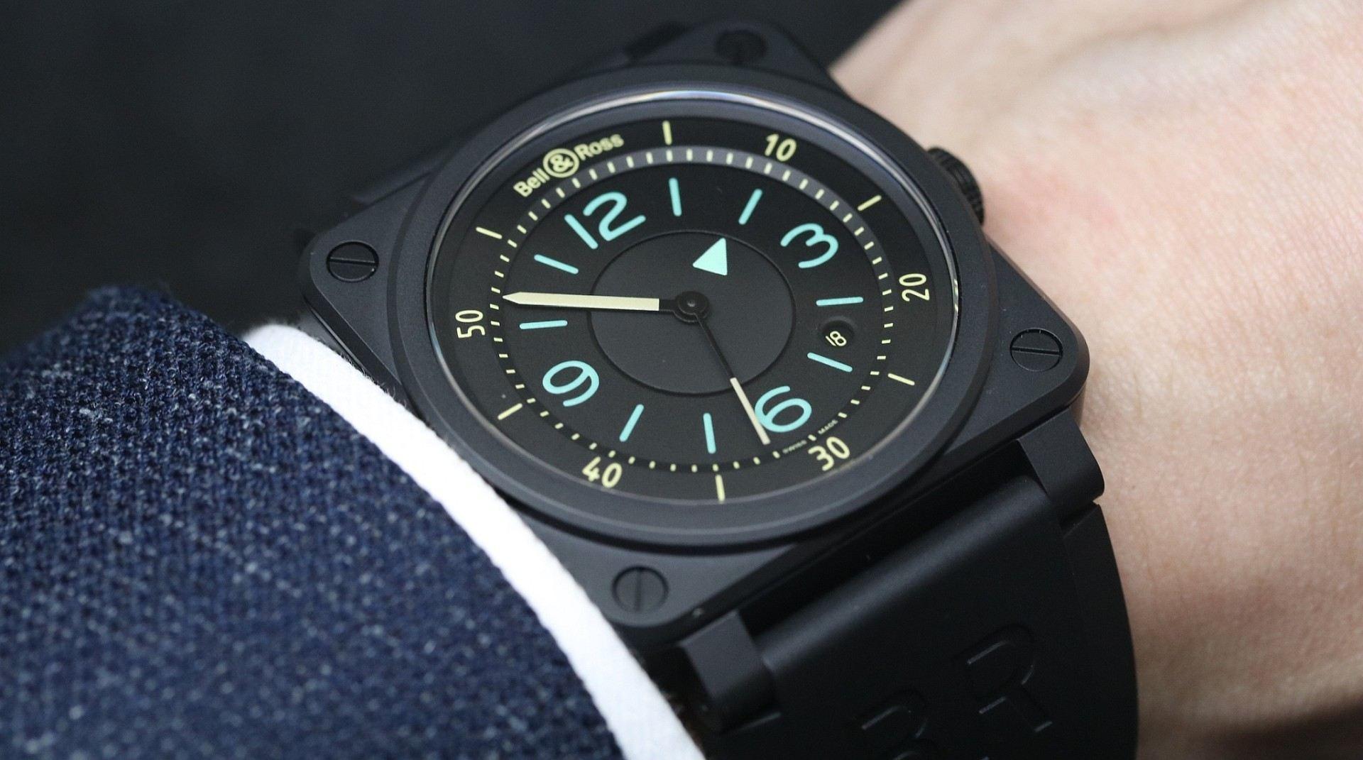 【2019 BASEL錶展報導】五分鐘秒懂BELL & ROSS 2019巴塞爾新品(有建議售價)
