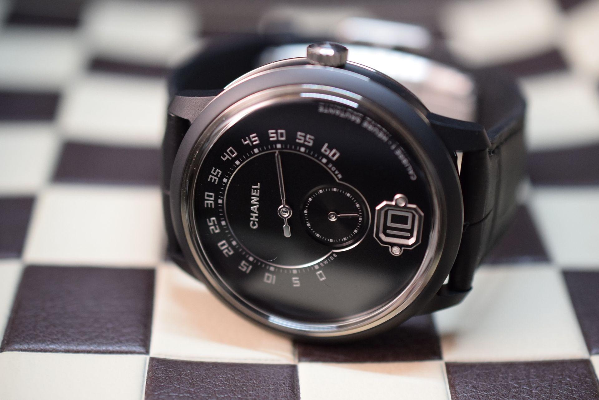 【2019 BASEL錶展報導】五分鐘秒懂香奈兒2019年巴塞爾鐘錶展新作