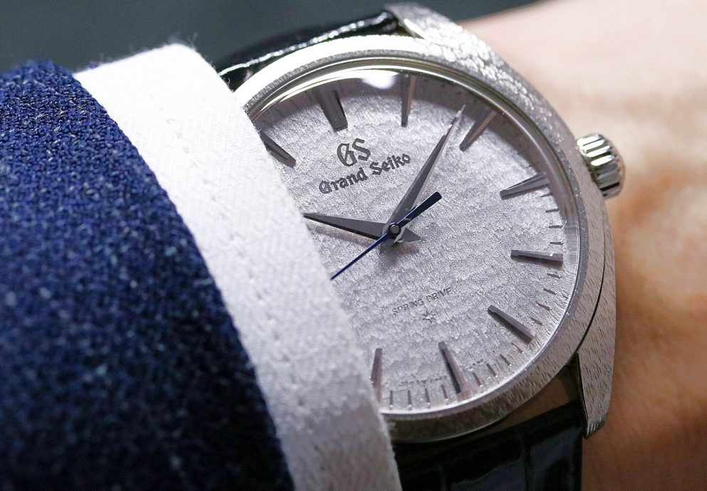 【2019 BASEL錶展報導】Grand Seiko Elegance Collection推出 Spring Drive 20 週年紀念腕錶