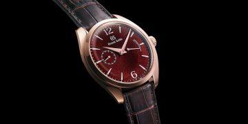 創造典雅風範的新氣象:Grand Seiko Elegance薄型正裝錶 9S63機芯限量版