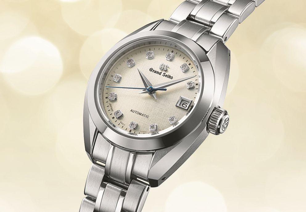【2019 BASEL錶展報導】開啟女性腕錶領域新篇章:Grand Seiko全新9S27自動上鍊機芯仕女腕錶系列