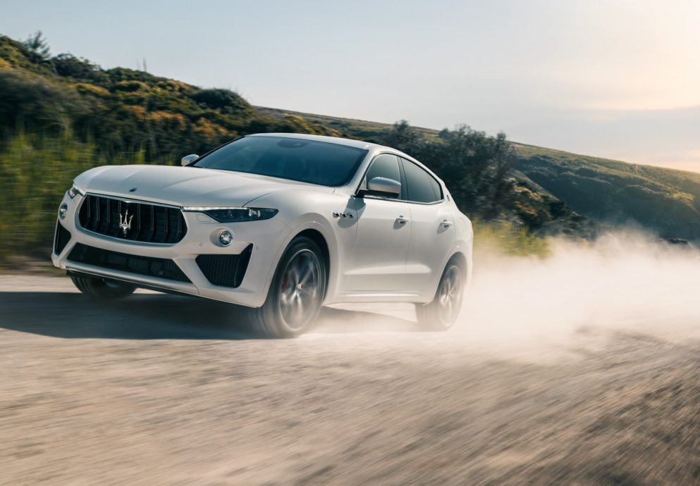 內斂的極致狂野:Maserati Levante GTS 再啟頂級性能休旅新篇章