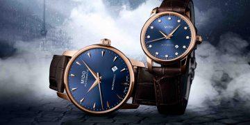 時分眷戀璀璨繁星:MIDO Baroncelli Midnight Blue永恆系列午夜藍情侶對錶