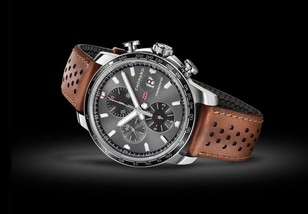 【2019 BASEL錶展報導】蕭邦Mille Miglia 2019 Race Edition腕錶重現經典賽事的黃金年代