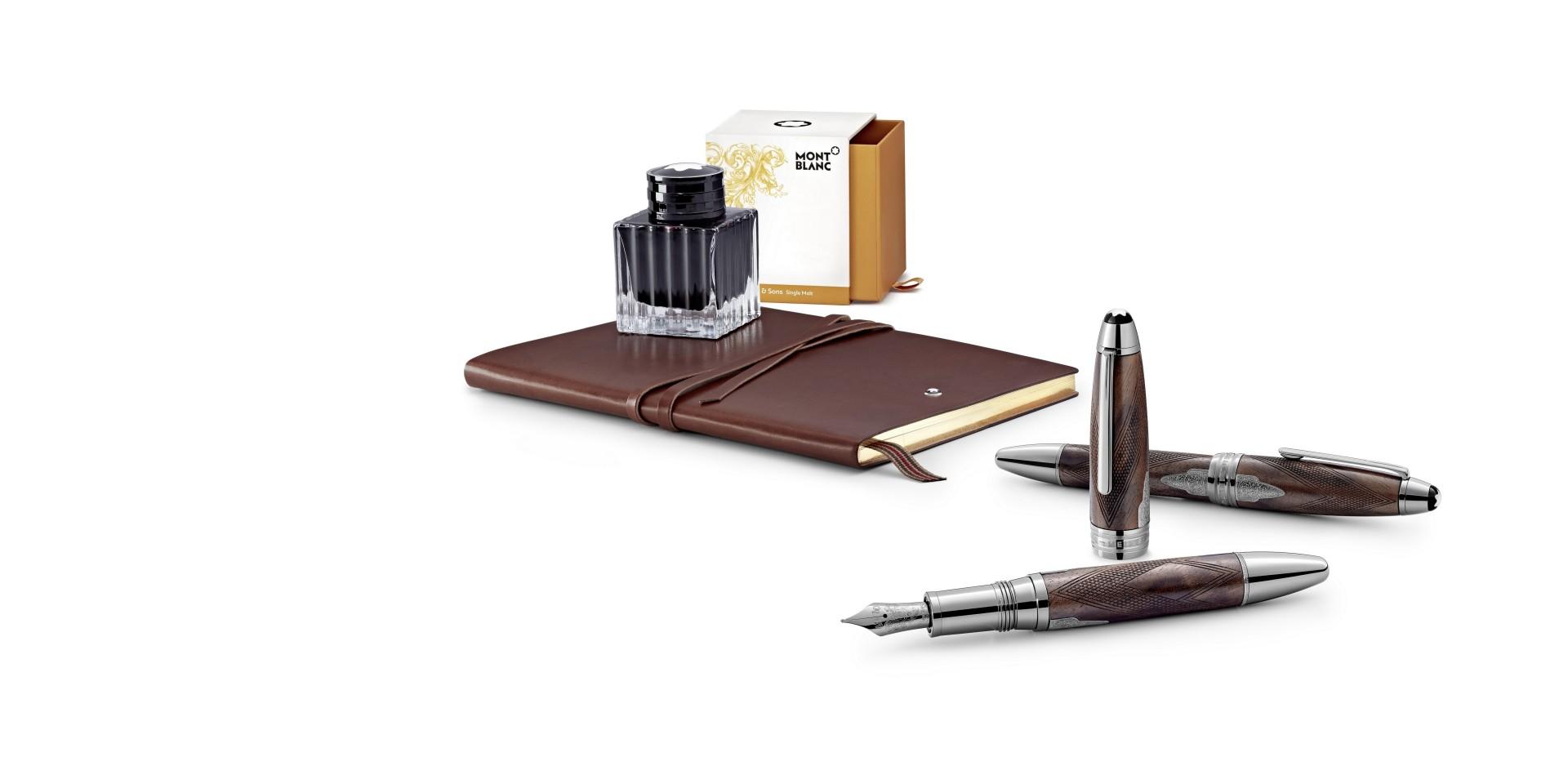 堅持卓越品質:萬寶龍大師傑作名匠系列詹姆士・普迪父子(James Purdey & Sons)書寫工具