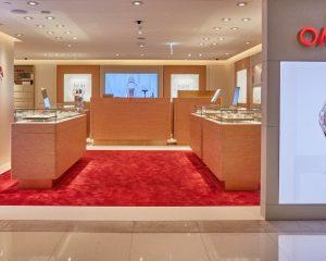 歐米茄台北遠東SOGO復興名品店盛大開幕