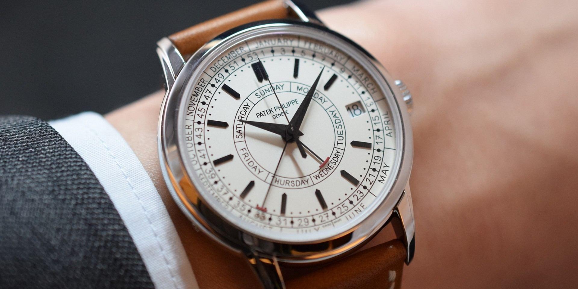【2019 BASEL錶展報導】嶄新複雜功能鋼錶:百達翡麗Calatrava Ref.5212A-001週曆時計
