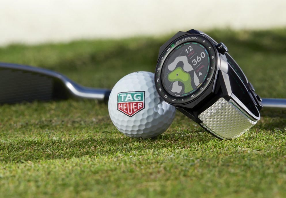 【2019 BASEL錶展報導】這樣打球更有型:TAG Heuer Connected Modular智能腕錶高爾夫特別版