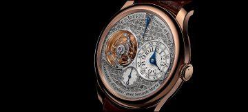 永恆經典、光榮謝幕:F.P. Journe 的標誌性腕錶 Tourbillon Souverain於發行限量特別版後正式停產