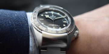 【2019 BASEL之實戴報導】天生敢為創新:TUDOR Black Bay P01腕錶