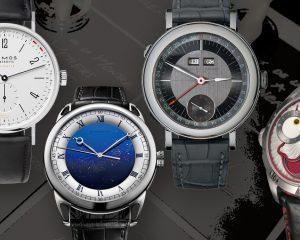 鐘錶界奧斯卡:2018日內瓦鐘錶大賞得獎名單(全新獎項篇)