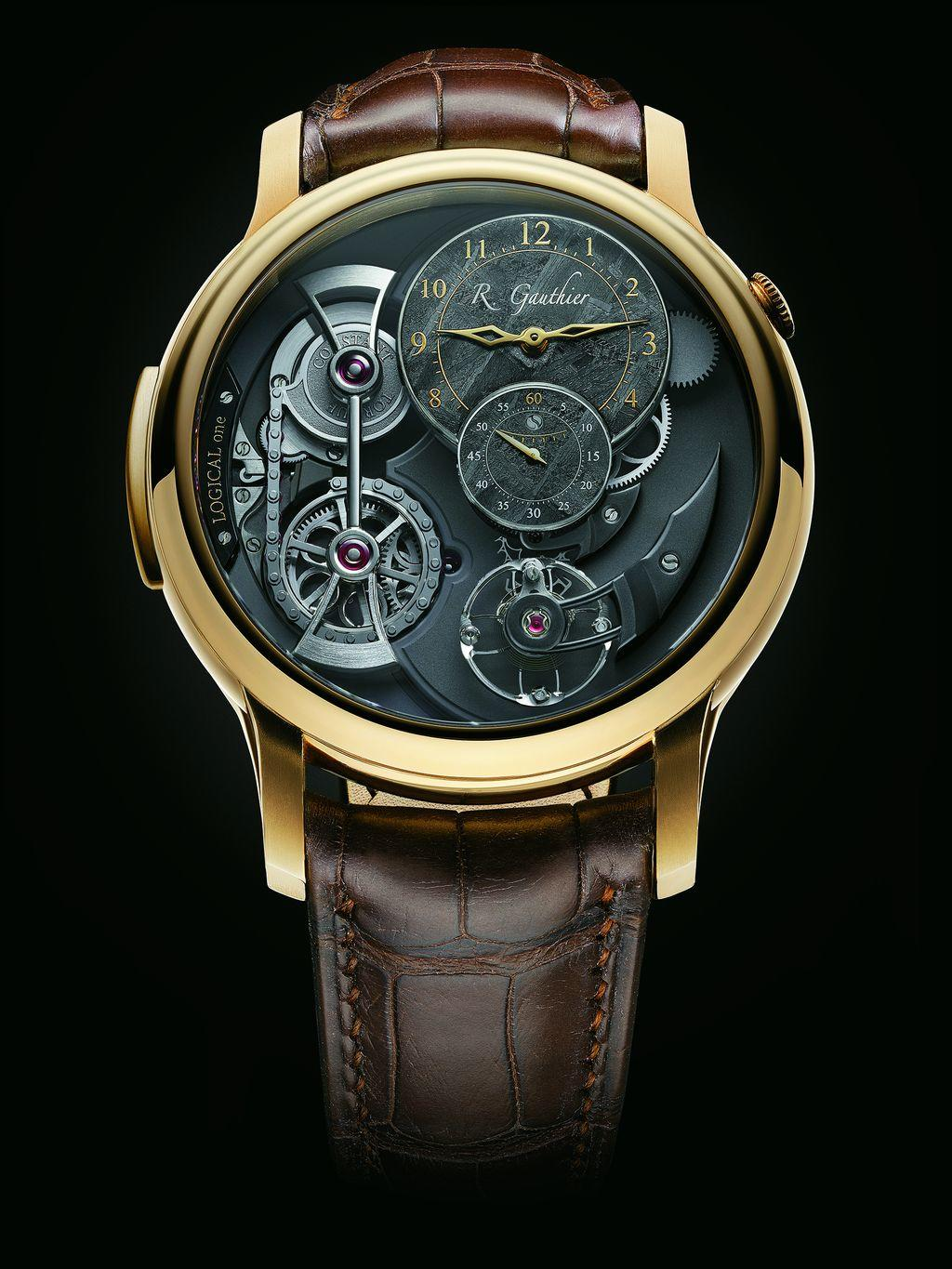 Romain Gauthier Logical One Bronze