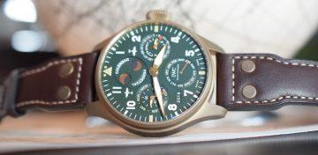 【台北發表會現場直擊】地球最強飛行裝備—IWC飛行員腕錶系列2019年新作(附參考售價)