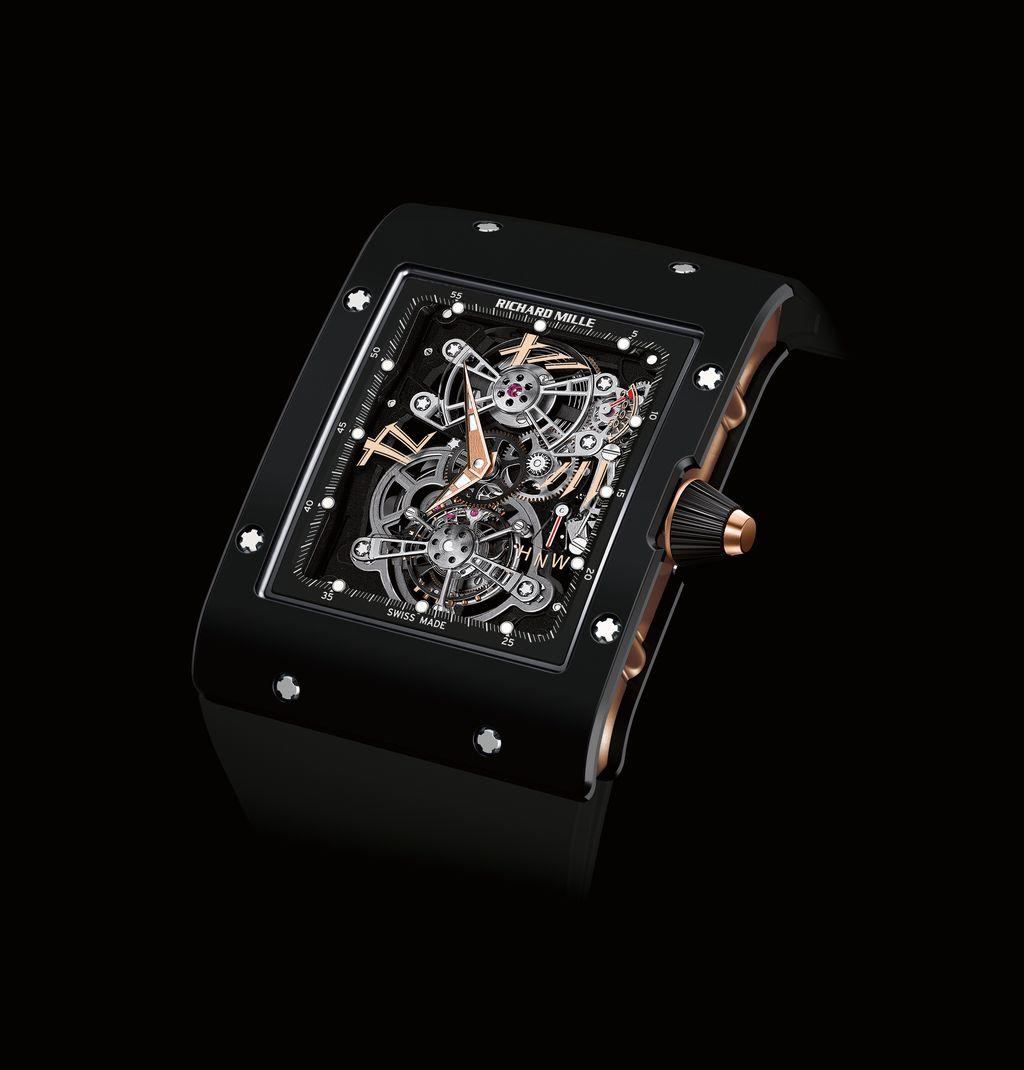 RICHARD MILLE RM 017 Extra Flat Asia Edition