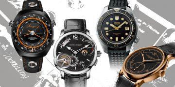 鐘錶界奧斯卡:2018日內瓦鐘錶大賞得獎名單(機械運動篇)