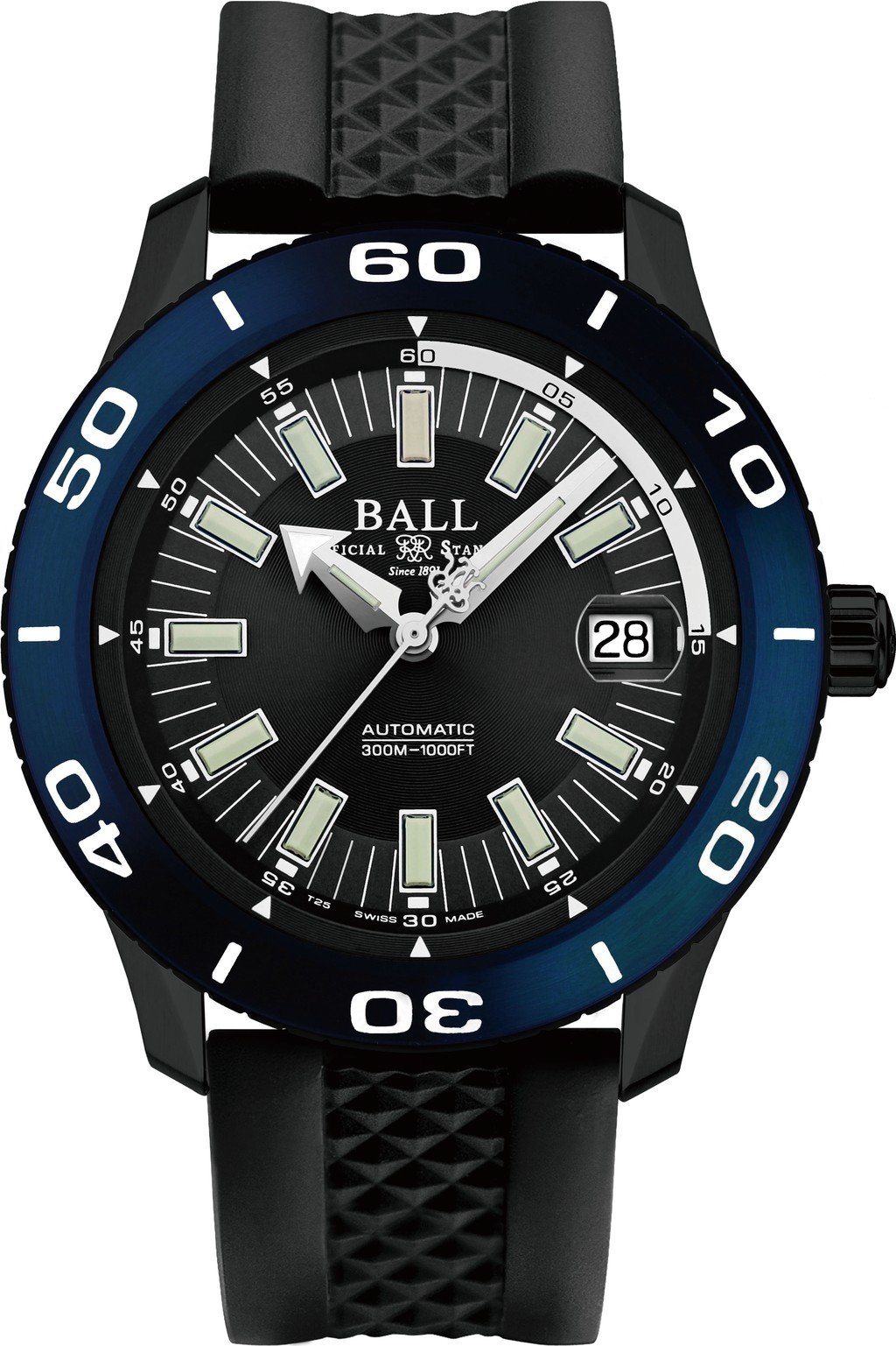 BALL Watch Fireman NECC II