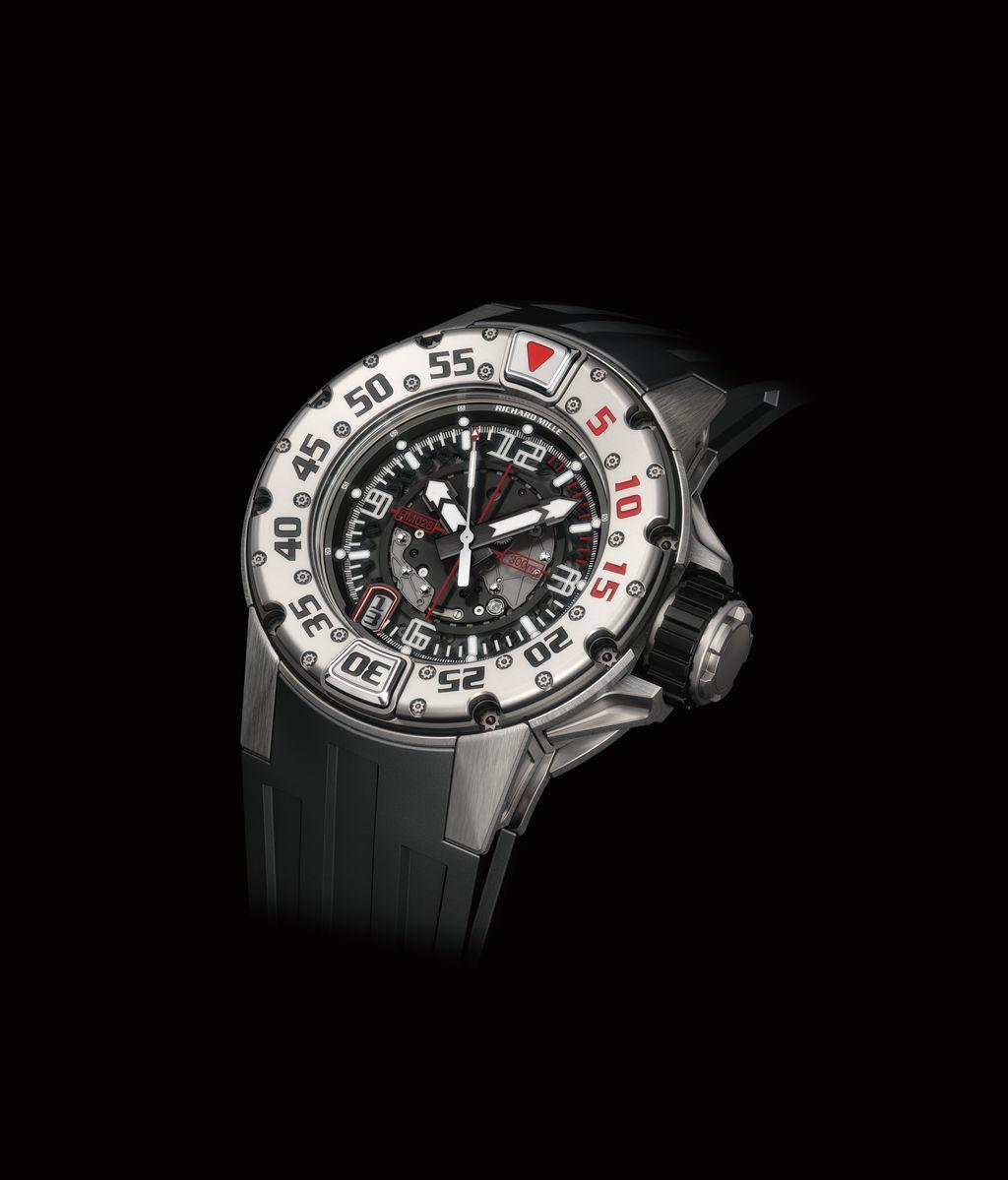 RM 028 Diver's Watch