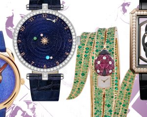 鐘錶界奧斯卡:2018日內瓦鐘錶大賞得獎名單(浪漫華麗篇)