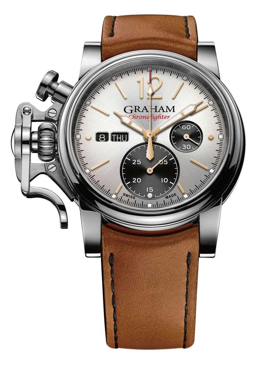 Graham Chronofighter Vintage