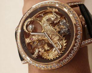 【北京傳真】熱情工藝與藝術狂熱:五分鐘秒懂CORUM崑崙錶2019腕錶新作