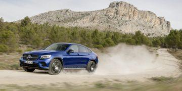 Mercedes-Benz 跨界休旅再添新成員,GLC 200 Coupé 嶄新後驅動力,跑格更帶勁