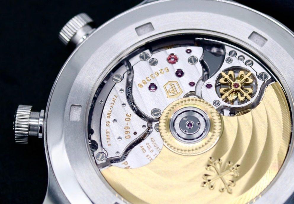 【每週一錶】PP出可定時啟動的打簧錶你知道?百達翡麗Ref. 5520P-001
