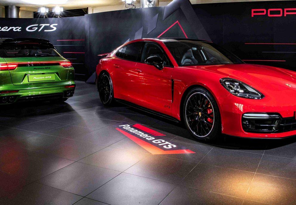 超越駕馭極限:全新Porsche Panamera GTS車系剽悍登場