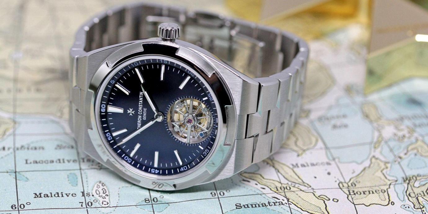 【每週一錶】戴陀飛輪去旅行,很奇怪嗎?江詩丹頓Overseas Tourbillon