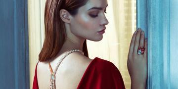 體驗紅寶石的魅力:梵克雅寶Treasure of Rubies高級珠寶展