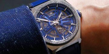 【2019 BASEL錶展直擊】Zenith Defy Inventor腕錶:配備專利真力時調速震盪器與Aeronith鋁複合材料錶圈